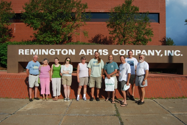 The crew at Remington Arms