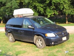 The volunteer chariot of 2007