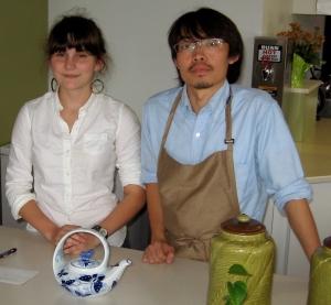 Gabrielle O'Melia and Yuke Wu