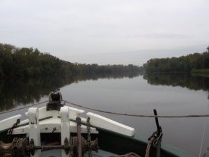 Early morning on the Mohawk