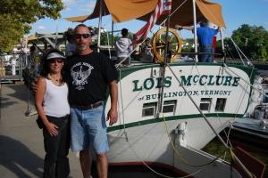 Cher and Marty McCutcheon