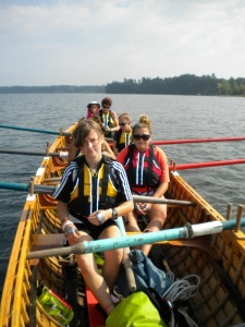Vergennes Middle School Girls Summer Rowing Adventure