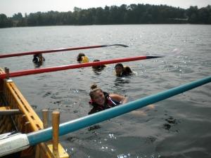 Vergennes Girls on Lake Champlain