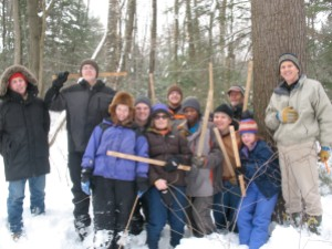 The boatbuilders with David Brynne of Vermont Family Forests