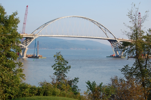 The Champlain Bridge