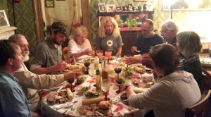 Dinner at Sevim's