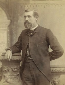 Captain Theodore Bartley worked on the canal for 29-years and recorded a similar delay in 1884 while at Waterford 129-years earlier