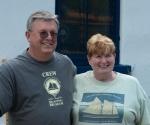 Steve and Bonnie Hays (photo: Tom Larsen)