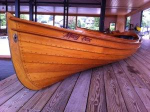 A St Lawrence skiff (photo: Tom Larsen)